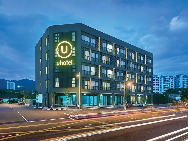 Mode Inn Icon City Penang Malaysia