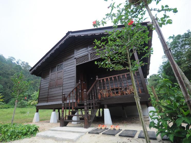 The Jana Kampung House at Taiping Golf and Country Club