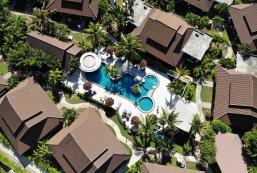 幸運卡塔泳池別墅酒店 Kata Lucky Villa & Pool Access