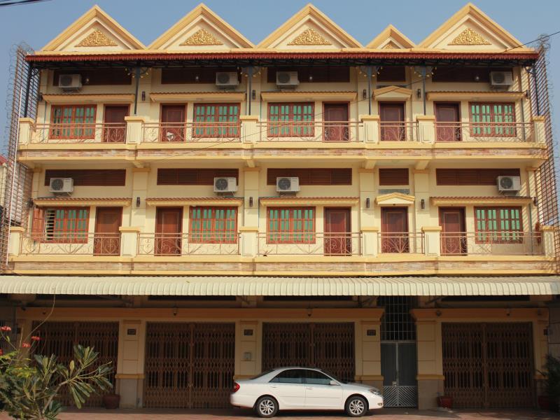 Boeung Chhouk Guest House Phnom Penh Cambodia