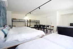 48平方米1臥室公寓(難波) - 有1間私人浴室  Fully renovated unit! 5min JR/ 8pp OK/River 101