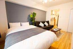 25平方米1臥室公寓(難波) - 有1間私人浴室 Fully renovated unit! 5min JR/ 4pp OK/River 203