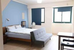 40平方米1臥室獨立屋 (平鎮區) - 有1間私人浴室 Comfortable Suite/Studio apartment透天別墅的3樓主臥室