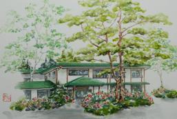 草津溫泉湯籠綠風亭日式旅館 Kusatsu Onsen Ryokufutei Ryokan