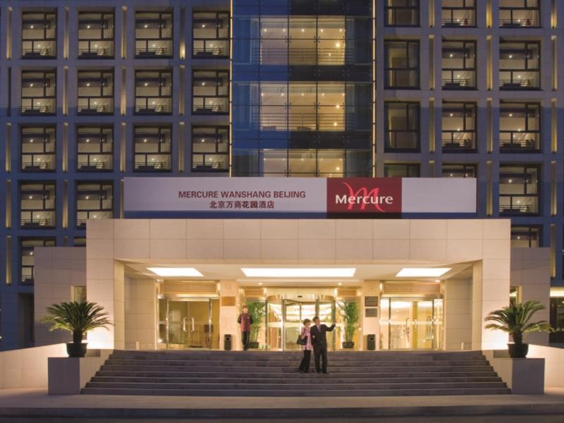 Mercure Wanshang Beijing Hotel Beijing China