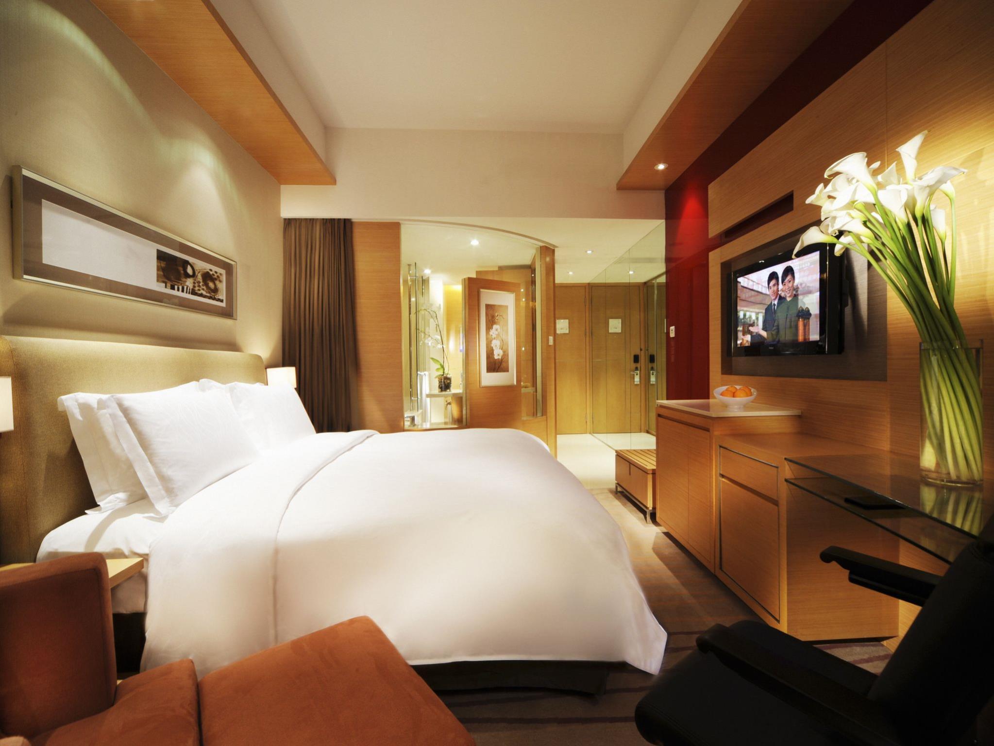 New World Wuhan Hotel Wuhan China