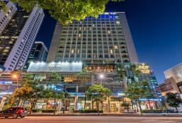 海雲臺森坦酒店 Haeundae Centum Hotel