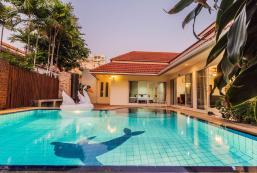 350平方米3臥室別墅 (帕塔納克山) - 有3間私人浴室 3 Bedroom Pool Villa 2 KM From Walking street