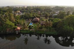 8000平方米3臥室獨立屋 (萬噠) - 有3間私人浴室 Ban Suan Arun. The River property.