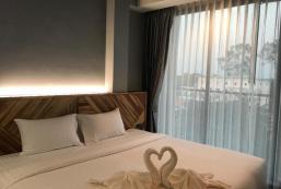 34平方米開放式公寓 (華燦) - 有1間私人浴室 Ou Hotel by Neaw Duluxe King Room TwinBed 1