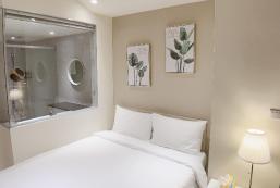 25平方米1臥室公寓 (西屯區) - 有1間私人浴室 Romantic double room with city view for couples