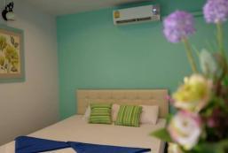 20平方米1臥室公寓 (因武里) - 有1間私人浴室 Gardenin