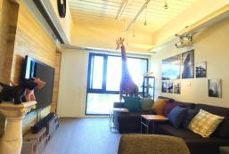 117平方米3臥室公寓 (內湖區) - 有2間私人浴室 Giraffe & Modern Design Fusion GoodView Taipei 101