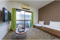 18平方米1臥室公寓(堺) - 有1間私人浴室 Sora Twin Short Term
