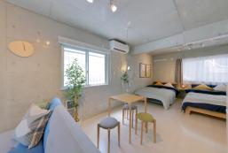 40平方米1臥室公寓(難波) - 有1間私人浴室 LAND MARK NAMBA G