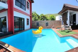 5平方米1臥室別墅 (科拉酒店) - 有1間私人浴室 Virawan pool villa