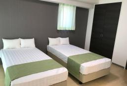 40平方米開放式公寓(蒲田) - 有0間私人浴室 Universal Haneda Family room