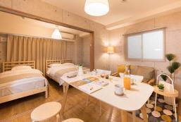 40平方米1臥室公寓(大阪) - 有1間私人浴室 Chuan house  urban style apt near Shinsaibashi 202