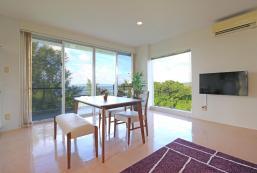 50平方米1臥室公寓(讀谷) - 有1間私人浴室 Ocean View Terrace * near Onna-son OW2A