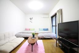 23平方米1臥室公寓(十三) - 有1間私人浴室 OSAKA! 3min to Umeda! Pocket Wifi! Fukumori 408