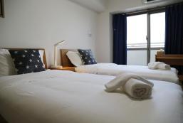 25平方米1臥室公寓(灣區) - 有1間私人浴室 zsjt02 Uihome Kuyjo hotel near Namba!