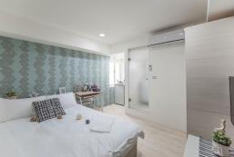 15平方米開放式公寓 (西門町) - 有1間私人浴室 Taipei N9/Luxury/Taipei 101/Ximen MRT/1-2P