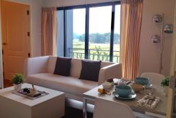 40平方米開放式公寓 (邦波) - 有1間私人浴室 Preme Lakeview Condo ABAC Bangna