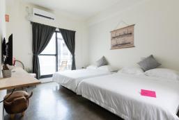 30平方米1臥室獨立屋 (蘇澳鎮) - 有1間私人浴室 SOAO Warm home (Quad)