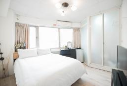 13平方米開放式公寓 (松山區) - 有1間私人浴室 Taipei JM501/Taipei Arena/NanJingSanMin MRT/1-2P