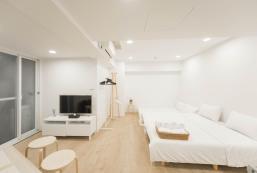 40平方米開放式公寓 (松山區) - 有1間私人浴室 Taipei JM507/Taipei Arena/NanJingSanMin MRT/1-6P