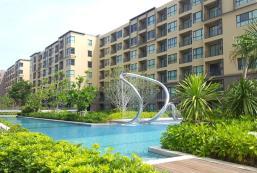 40平方米1臥室公寓 (康卡沾) - 有1間私人浴室 Rain cha am-huahin