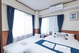 35平方米1臥室公寓(上野) - 有1間私人浴室 Uhome Iriya Apartment 3F,  1 stop to Ueno