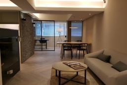 115平方米4臥室公寓 (大安區) - 有3間私人浴室 3 Bedrooms+1 Study room - Near Taipei 101 and MRT