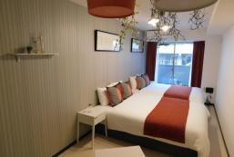 26平方米開放式公寓(難波) - 有1間私人浴室 namzzanghouse