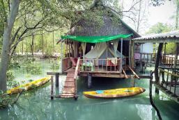 20平方米1臥室平房 (博爾森) - 有1間私人浴室 Fatsam's at Kohyao camp