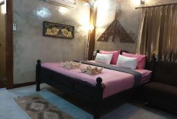 50平方米1臥室公寓 (南邦市中心) - 有1間私人浴室 Kanecha's Home Lampang (Deluxe King Room)