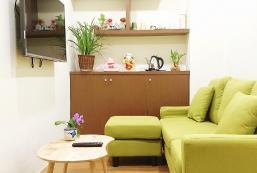 45平方米2臥室公寓 (西屯區) - 有2間私人浴室 5 people room(2 rooms&2 bathrooms&1 living room)D1