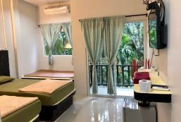 24平方米開放式別墅 (桑卡拉武里) - 有1間私人浴室 chillchill sangkhlaburi