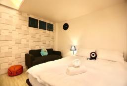 40平方米開放式公寓 (西門町) - 有1間私人浴室 Taipei B2/Luxury/Taipei 101/Ximen MRT.