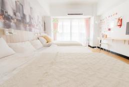 37平方米1臥室公寓 (台北車站) - 有1間私人浴室 Taipei MRT 5 second 3-6 person room