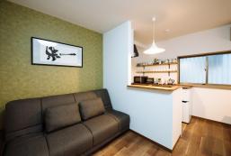 64平方米2臥室獨立屋(大阪市南部) - 有1間私人浴室 Shiki Homes | SUZAKU