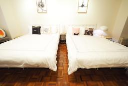 132平方米1臥室公寓 (大安區) - 有1間私人浴室 Share living room/ big room.