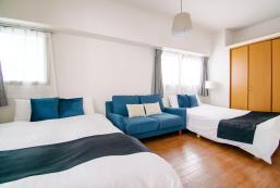 27平方米1臥室公寓(心齋橋) - 有1間私人浴室 Porte Bonheur Rm. 703