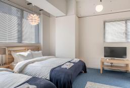 75平方米2臥室公寓(秋葉原) - 有1間私人浴室 Uhome Asakusabashi Apartment  3F