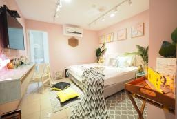 20平方米開放式公寓 (西門町) - 有0間私人浴室 Best Room in Taipei Center / 2 people stay/303.