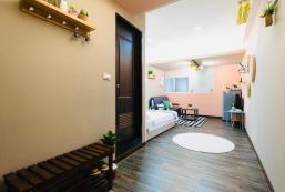 25平方米開放式公寓 (西門町) - 有1間私人浴室 P!nk-Cozy and comfy near Ximen MRT station