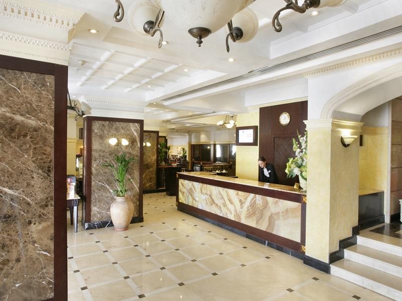 Chelsea Plaza Hotel In Dubai