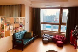56平方米2臥室公寓 (完山區) - 有1間私人浴室 Hot place 'Siesta In Jeon-ju'