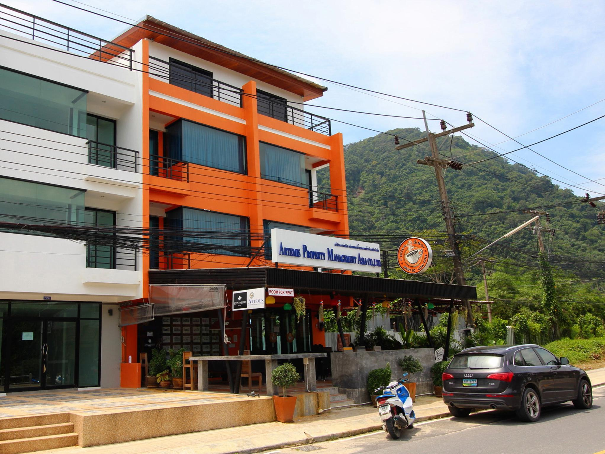 Hi So Low Cost Aparthotel Phuket Thailand