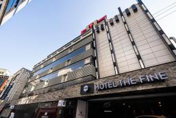 Uijeongbu Hotel The Fine Uijeongbu Hotel The Fine